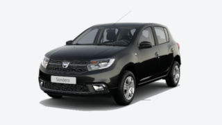 SANDERO Comfort TCe 74kW (100CV)