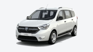 LODGY Comfort (5 plazas) 1.6 80kW (110CV) ECO-G