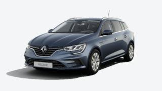 Nuevo MEGANE Sport Tourer Intens Blue dCi 85 kW (115CV)