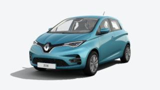 ZOE Intens R135 Batería 50kWh