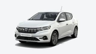 NUEVO SANDERO Comfort 74kW (100CV) ECO-G