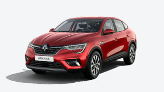 ARKANA Intens TCe 103 kW (140CV) EDC Micro Híbrido