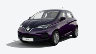 ZOE E-Tech eléctrico Intens R135 Batería 50kWh