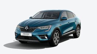 ARKANA Zen E-TECH E-TECH Híbrido 103 kW (145CV)