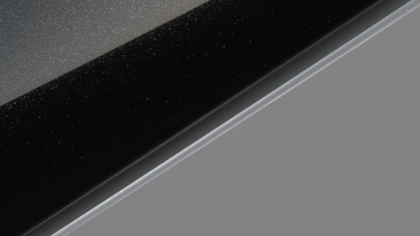Gris platine / Toit Noir Etoilé