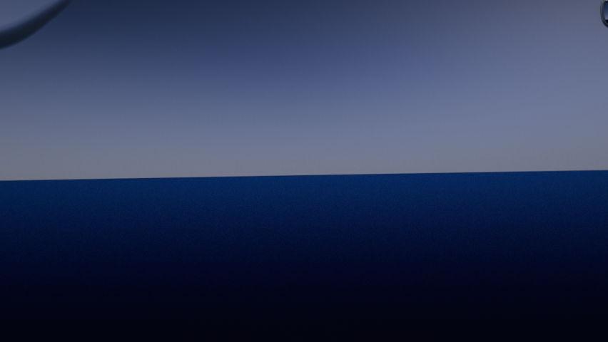 Bleu Cosmos
