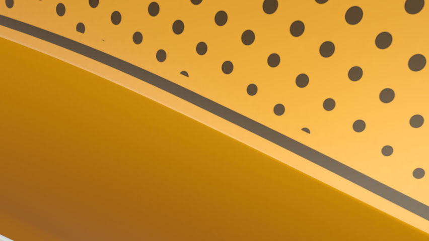 Peinture métalisée Jaune mango
