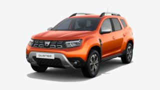 Duster Prestige UP&GO Blue dCi 115 4x2