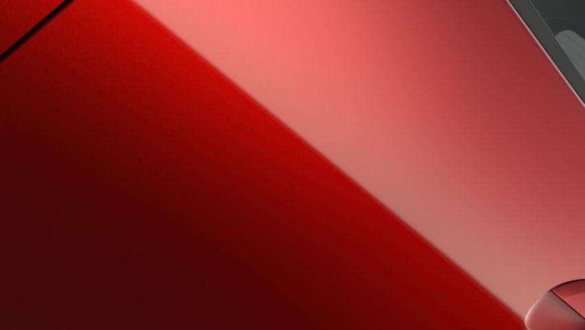 Peinture métallisée Rouge Fusion