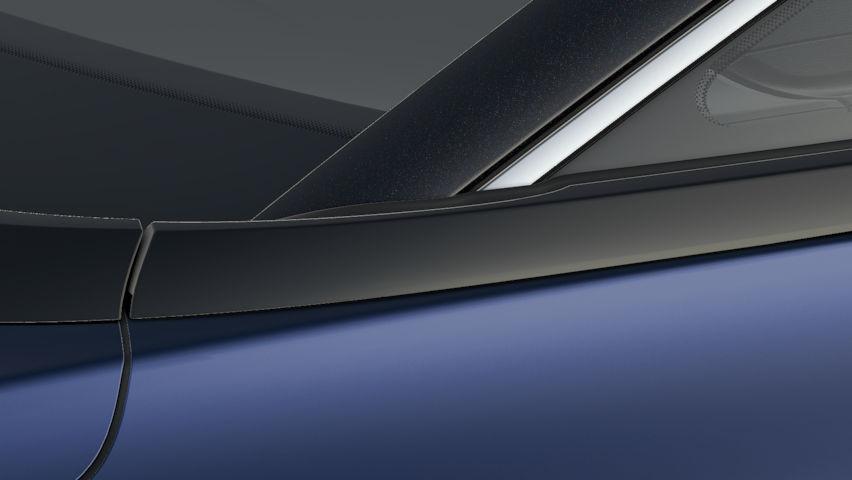 Bleu Cosmos / Toit Noir