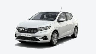 Nouvelle Sandero Confort TCe 90