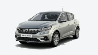 Nouvelle Sandero Confort TCe 90 CVT