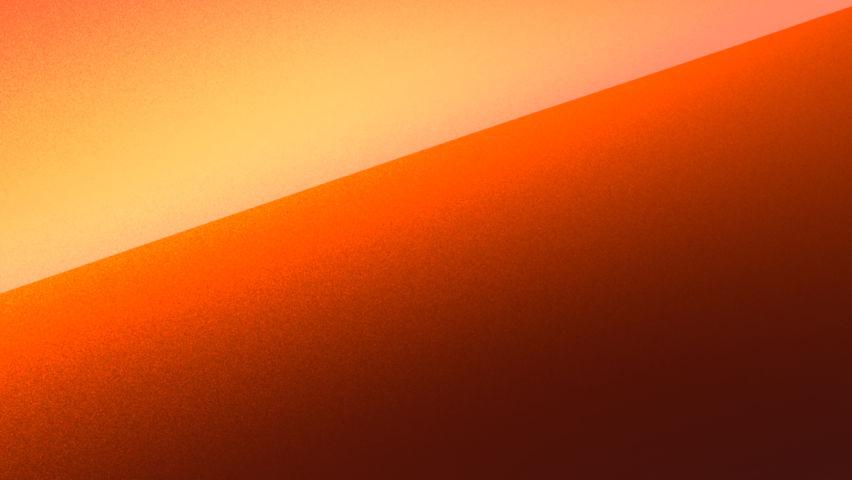 Peinture métallisée spéciale Orange Valencia